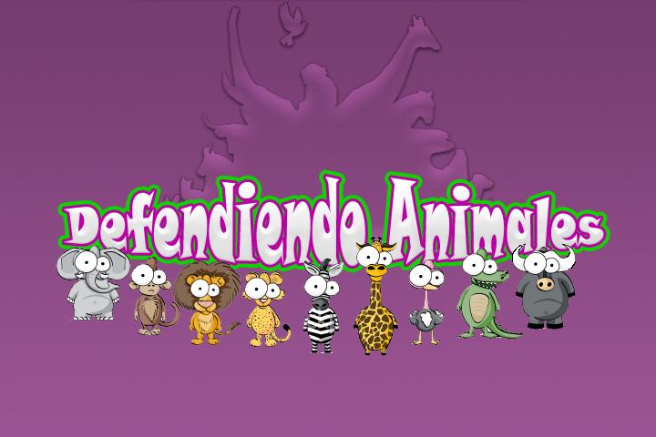 logo para defendiendo animales Logo212