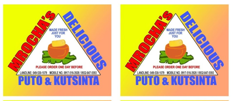 For Sale: Puto at Kutsinta 110
