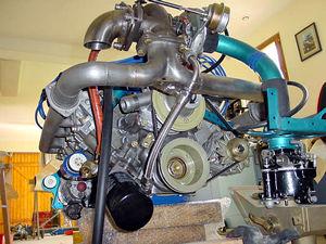 Combien de temps pour démonter le turbo? V8turb10