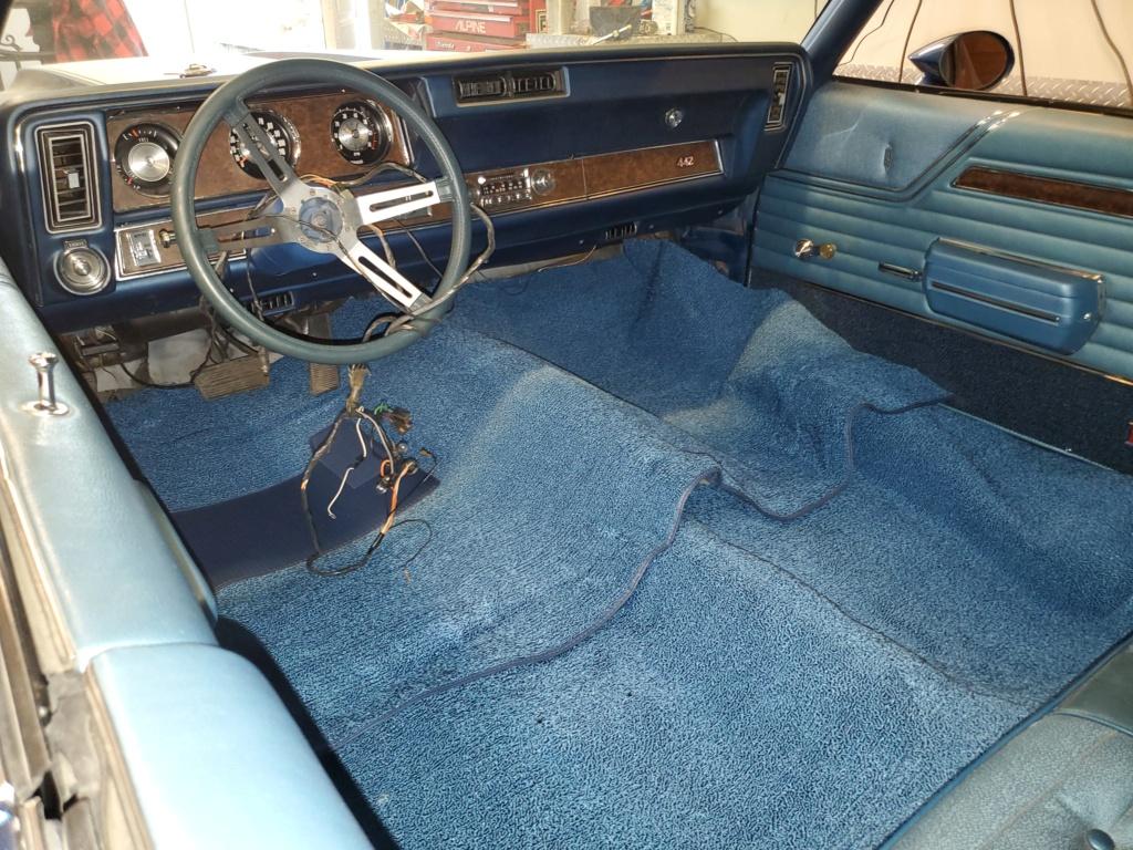 Presentation de la voiture du mois: Oldsmobile 442 1970 de Revving455 20200610