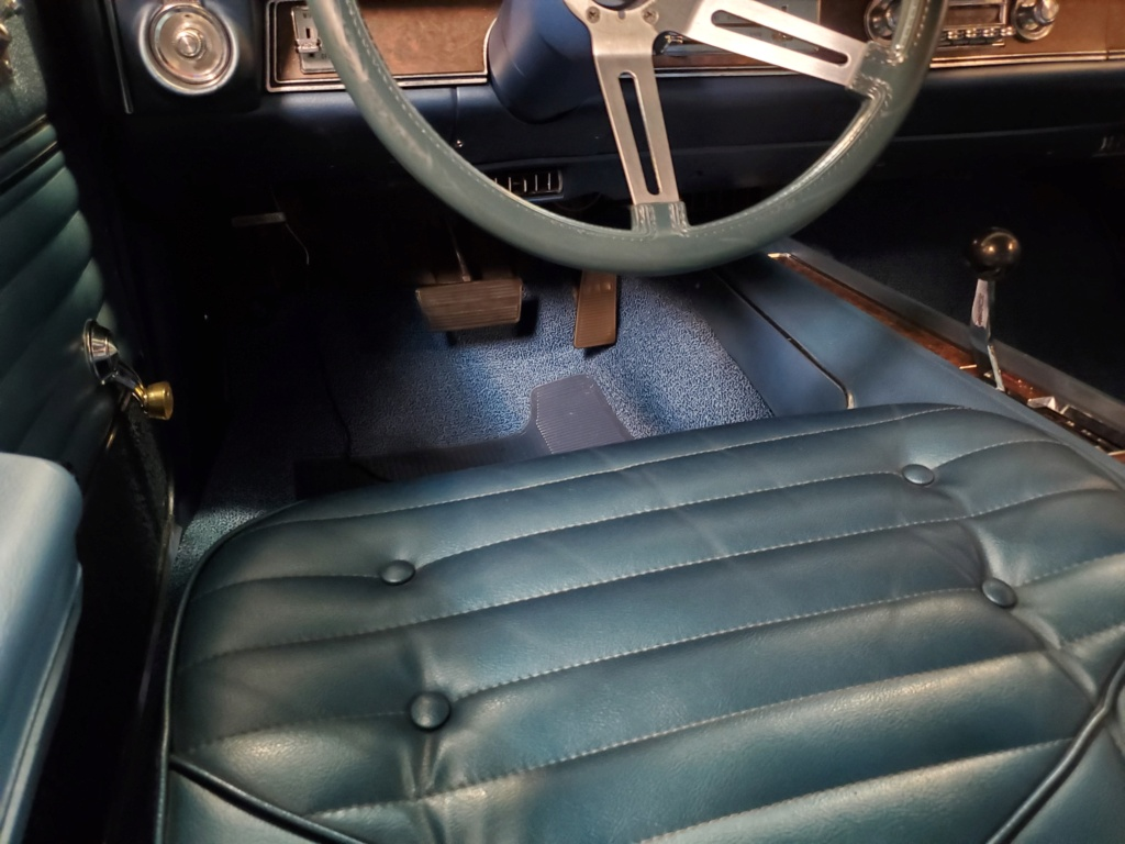Presentation de la voiture du mois: Oldsmobile 442 1970 de Revving455 20200711