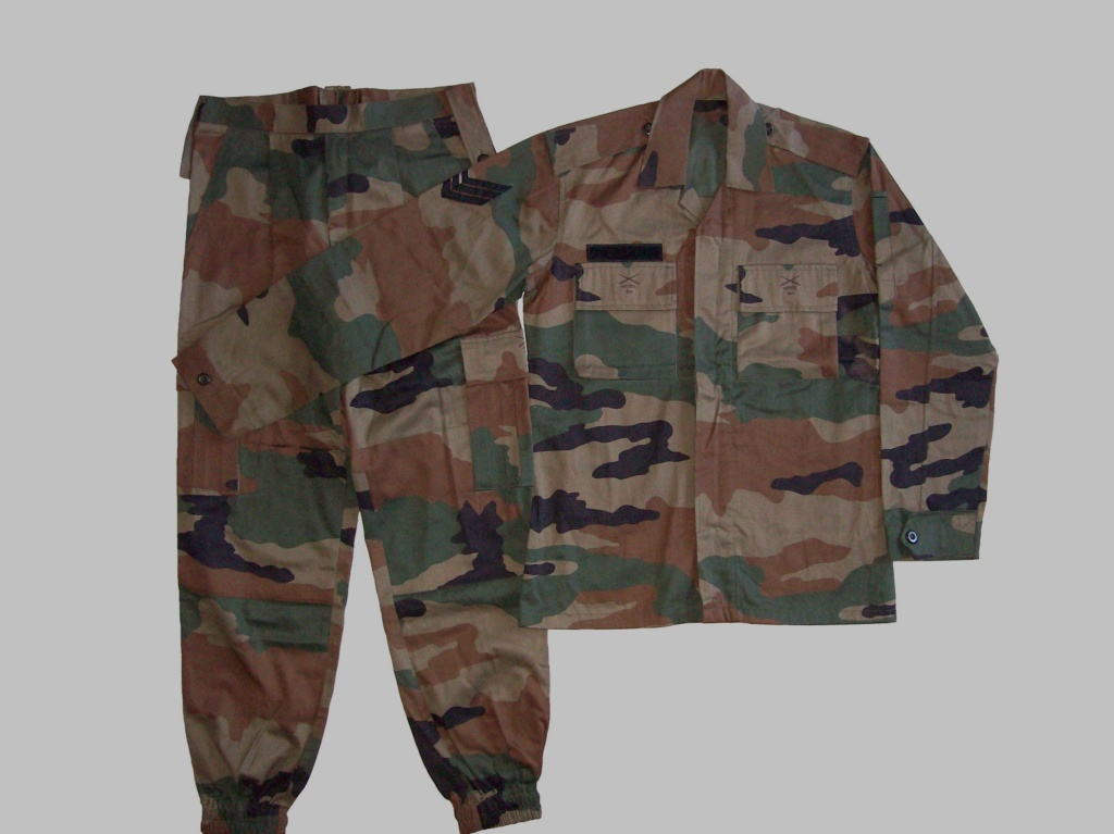 Indian Army PC DPM uniform 100_2316