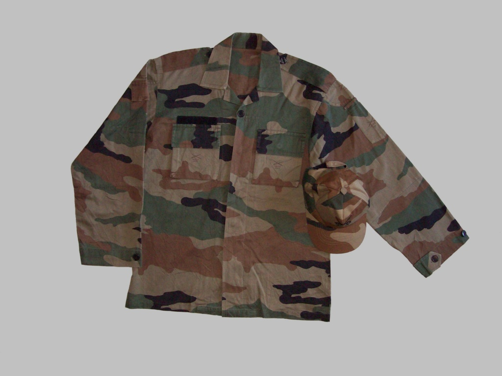Indian Army PC DPM uniform 100_2319