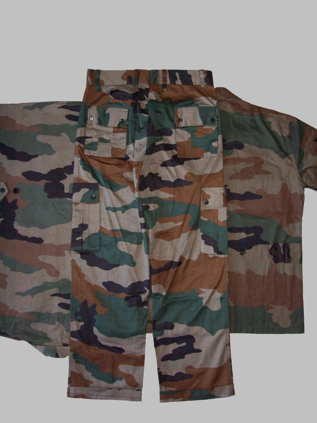 Indian Army PC DPM uniform 100_2411