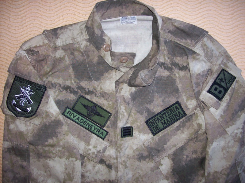 Peru marines pattern 100_3713