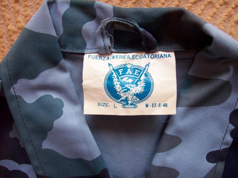 Fuerza Area Ecuatoriana ballcap 100_6723