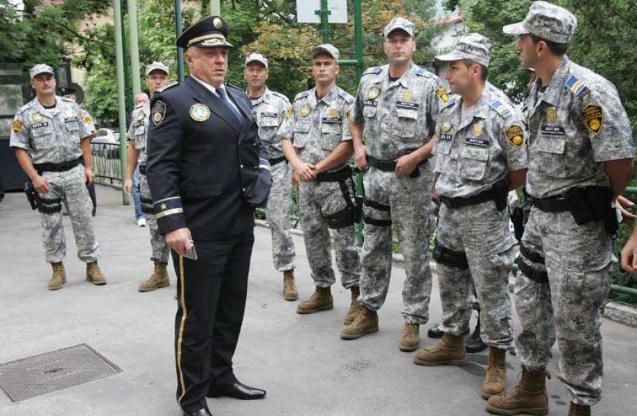 police uniform Bosnie10