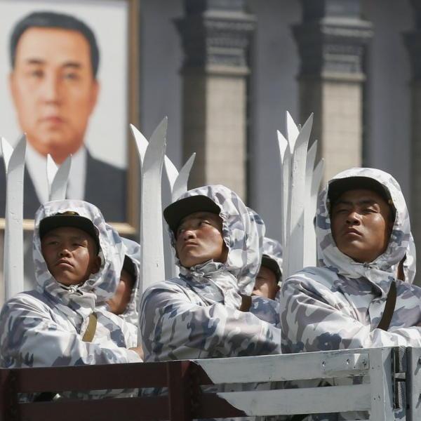 North Korea Corzoe17