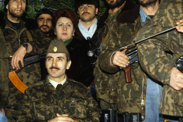 Chechnya Dudaye11