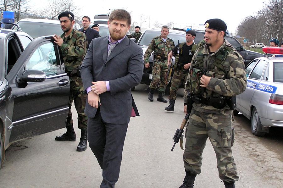 Chechnya Kadyro11