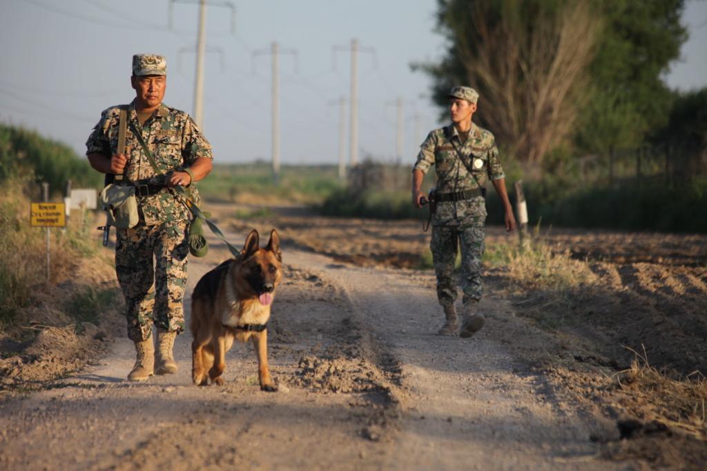 border guard Kazakh17