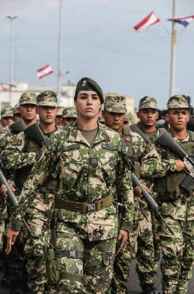 Paraguay Camo uniform  Paragu10