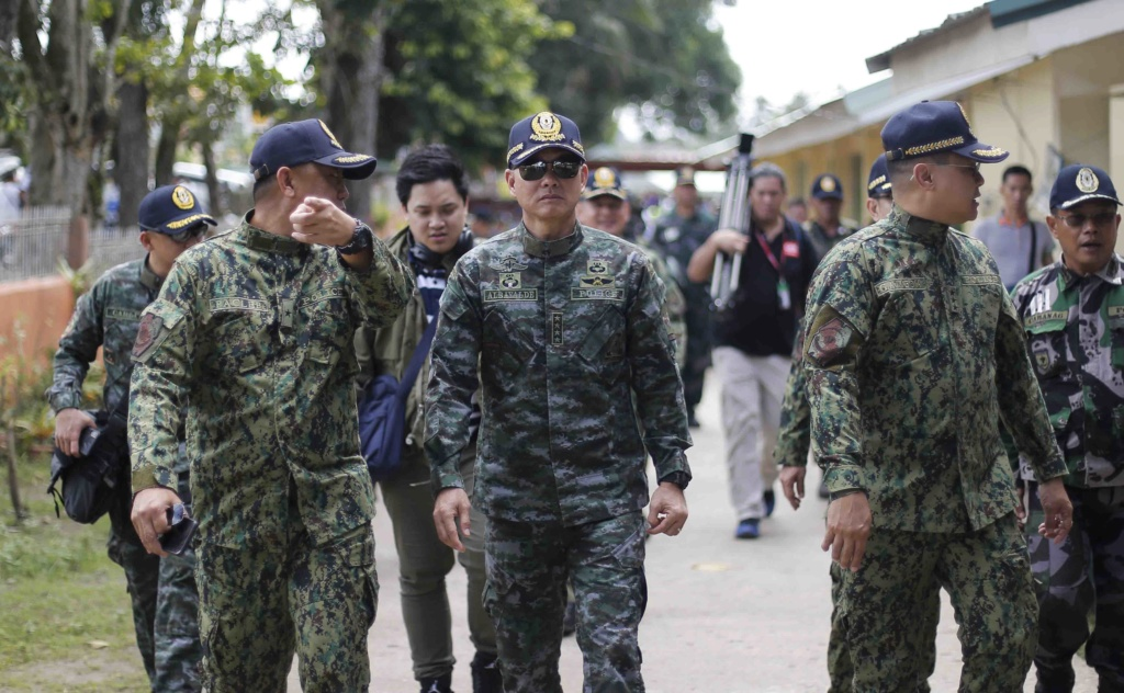 Philippine National Police Field Service Uniform Philip11