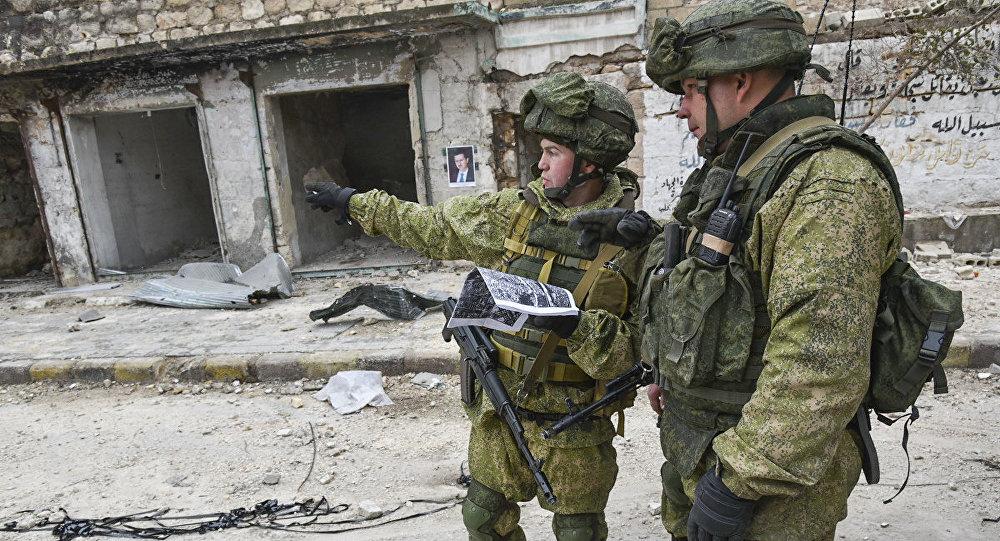 Russian camo uniforms - Page 3 Russie19