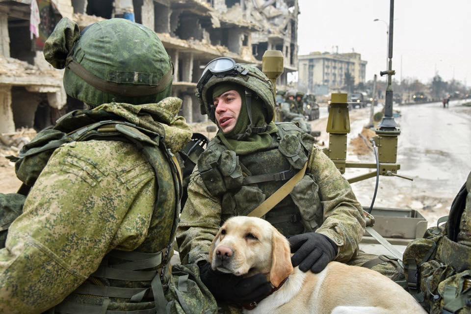 Russian camo uniforms - Page 3 Russie21