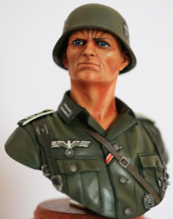 Buste infanterie Allemande de chez Andrea Img_8012