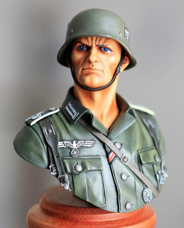 Buste infanterie Allemande de chez Andrea Img_8028