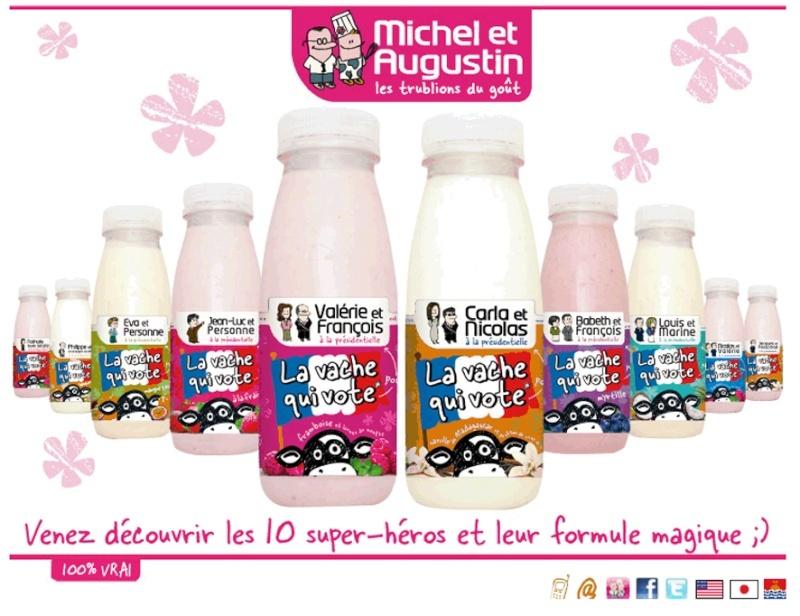 La vache qui vote Michel10