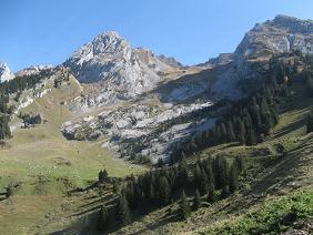 Balade dans les combes des Aravis (Hte Savoie) Chaine10