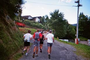 Photo de la montée du Nid d'Aigle-St Gervais Km6_qu11