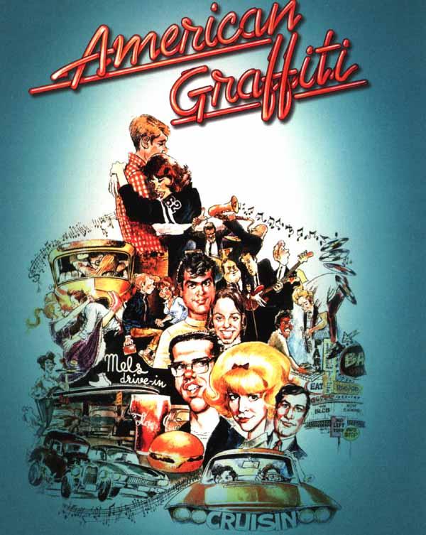 American Graffiti - George Lucas - 1973 Americ12