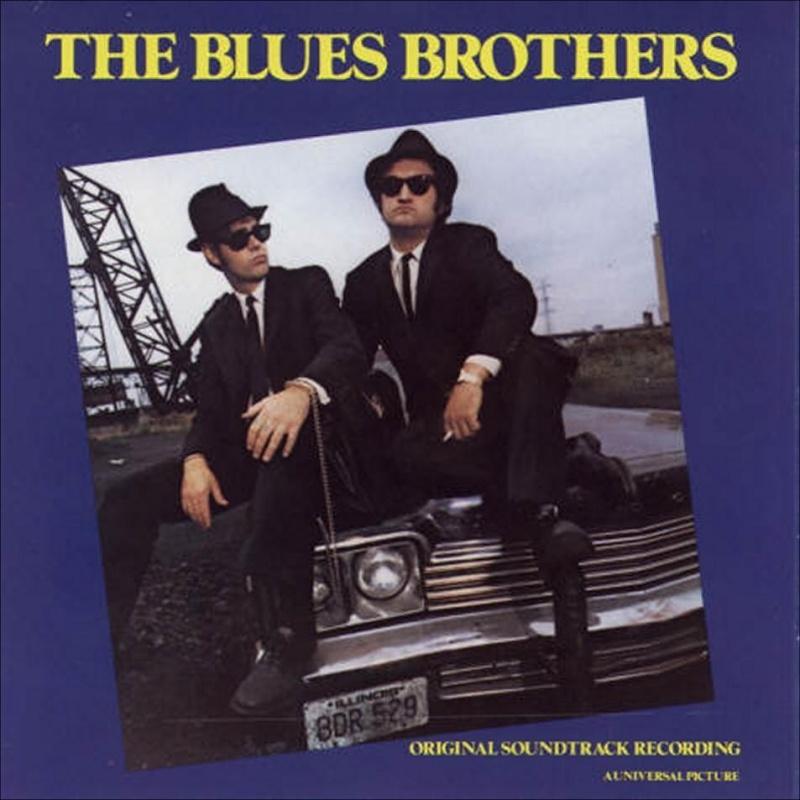 The Blues Brothers - bande originale Asa10