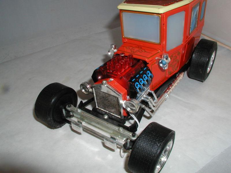 T sedan ... Dc10