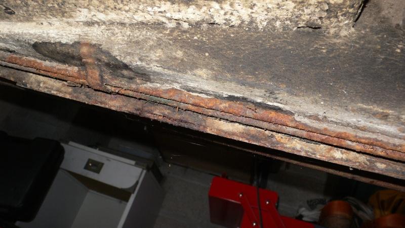 Restauration d'une SIMCA Aronde Grand Large de 1955 surnommée L'Arlésienne ... - Page 4 08042817