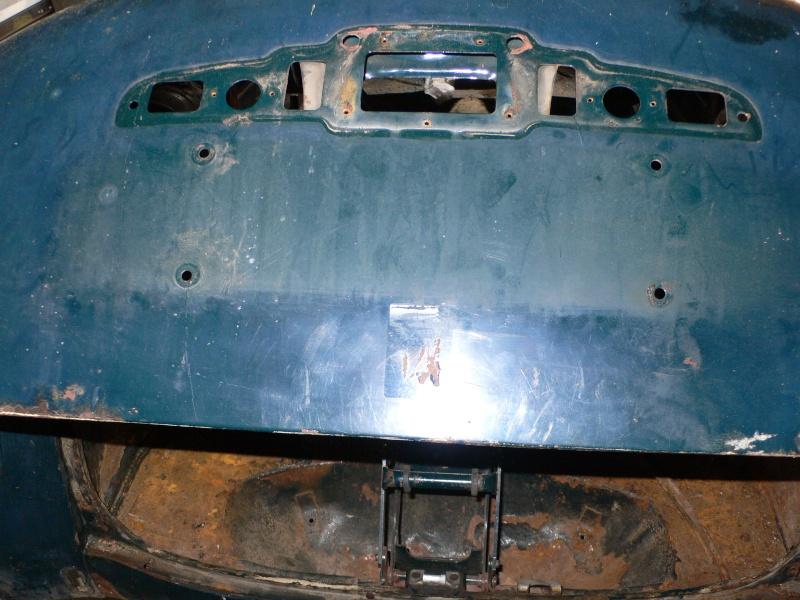 Restauration d'une SIMCA Aronde Grand Large de 1955 surnommée L'Arlésienne ... - Page 5 08043014