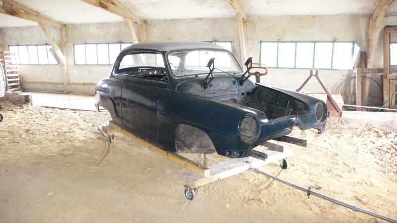 Restauration d'une SIMCA Aronde Grand Large de 1955 surnommée L'Arlésienne ... - Page 5 08050116