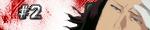 Secondo Espada | Fils de Kisuke | Homme de la douce Lilinette