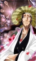 Kyôraku Shunsui