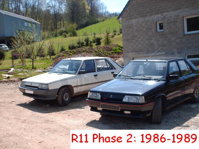 Les différentes phases de R9 et de R11 Hpim2411