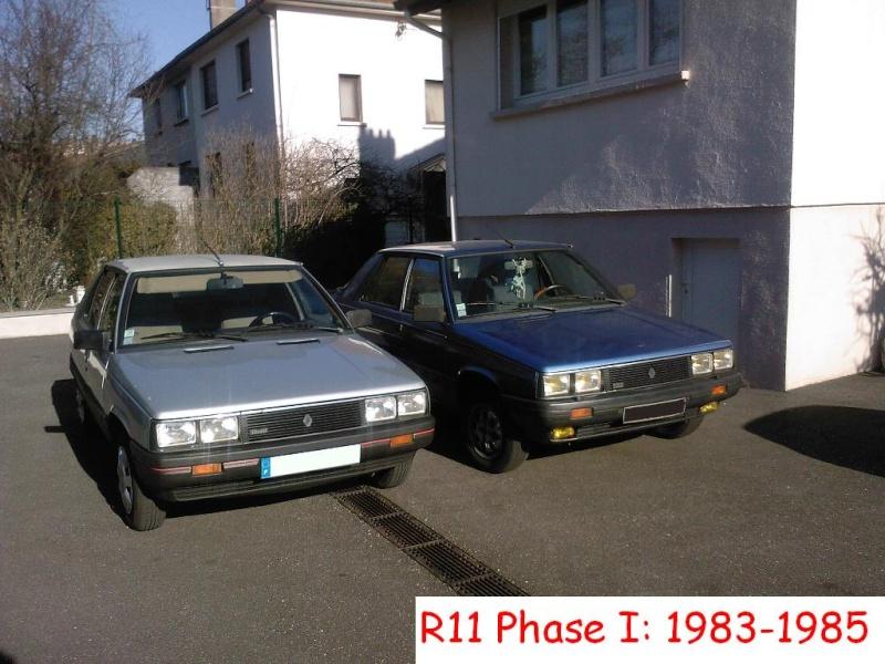 Les différentes phases de R9 et de R11 Sp_a0050