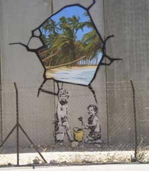 Una muestra pictórica de Banksy 0805_b10