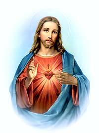 SAGRADO CORAZÓN DE JESÚS Corazo10