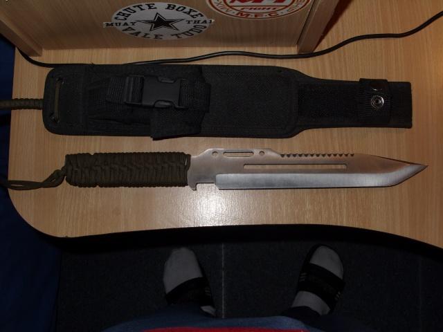 Couteau Combat de Legionnaire Sn851411