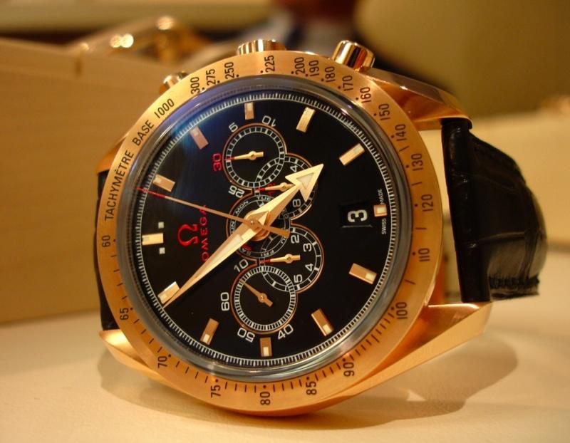 News : Chronographe Omega Speedmaster Cinq Compteurs Image104