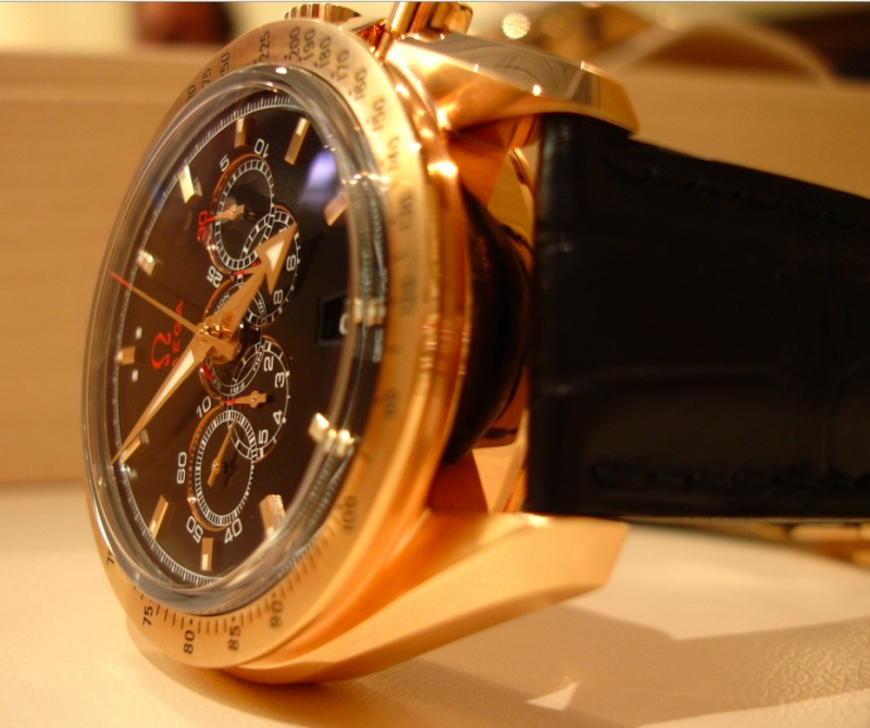 News : Chronographe Omega Speedmaster Cinq Compteurs Image106