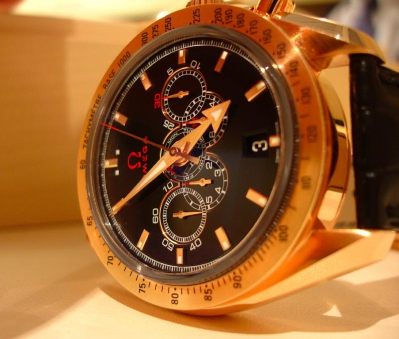 News : Chronographe Omega Speedmaster Cinq Compteurs Image107