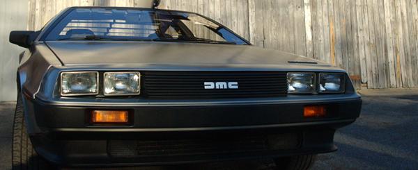 DeLorean Cafe´