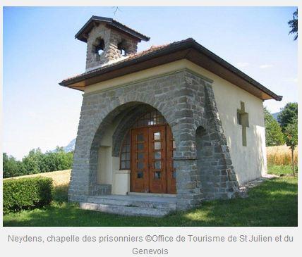 Sites et Paysages La Colombière (Rhône Alpes) Captur38