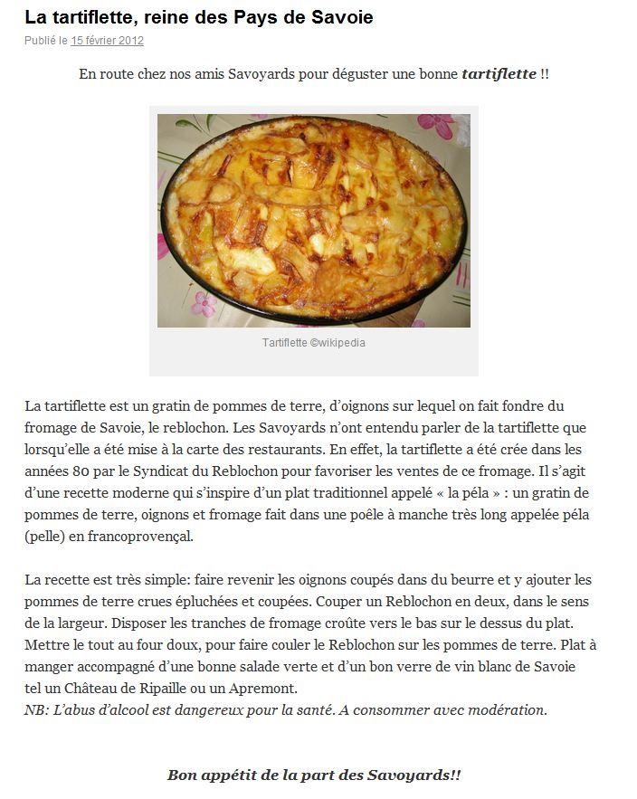 la gastronomie des régions par SP Captur41