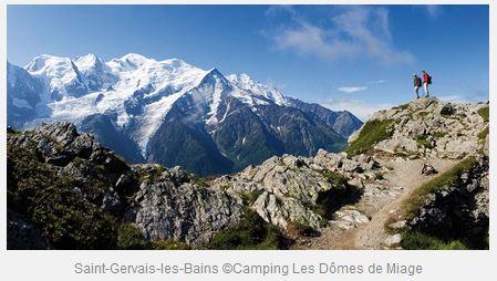 dome de miage - Camping Les Dômes de Miage Captur49