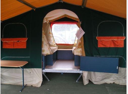 caravane RACLET louxor  Captur70