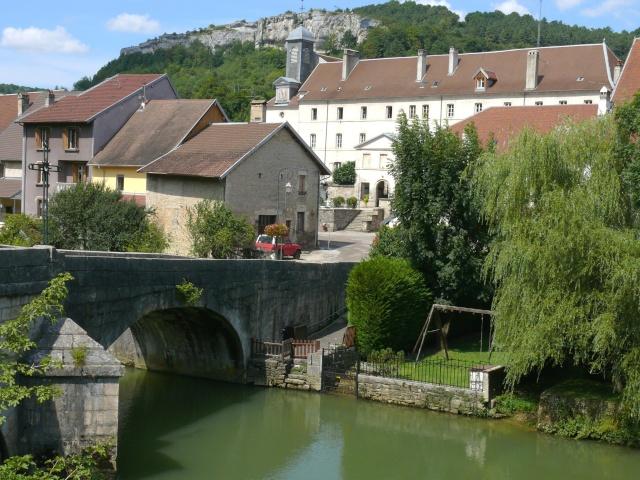 Camping La Roche d'Ully (Franche Comté) Ornans11
