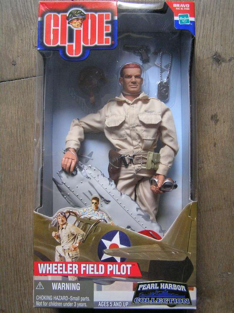 2000 Wheeler Field Pilot from the Pearl Harbor Collection P6200010