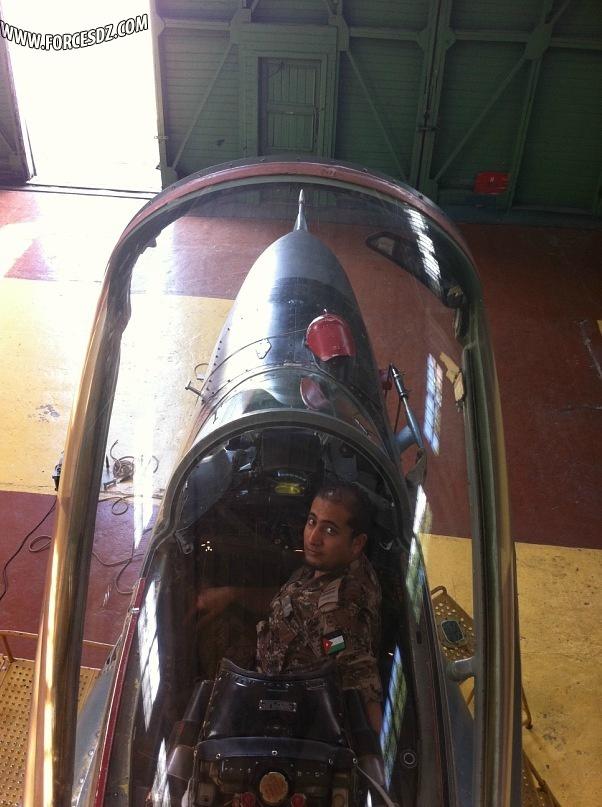 الاردن يحصل على الميج 29 ( صورها في الاردن ) +صورايخ AIM 9 من امريكيا +بودات DB-110 - صفحة 2 14431810