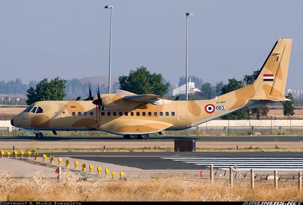مصر تستلم طائرات النقل من طراز  C295M - صفحة 2 20250110