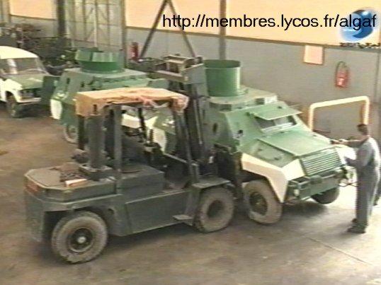 تطور الصناعة الجزائرية العسكرية الثقيلة  بشكل ملحوظ من الشراكة الى الاعتماد الذاتي الكلي . 4x400011